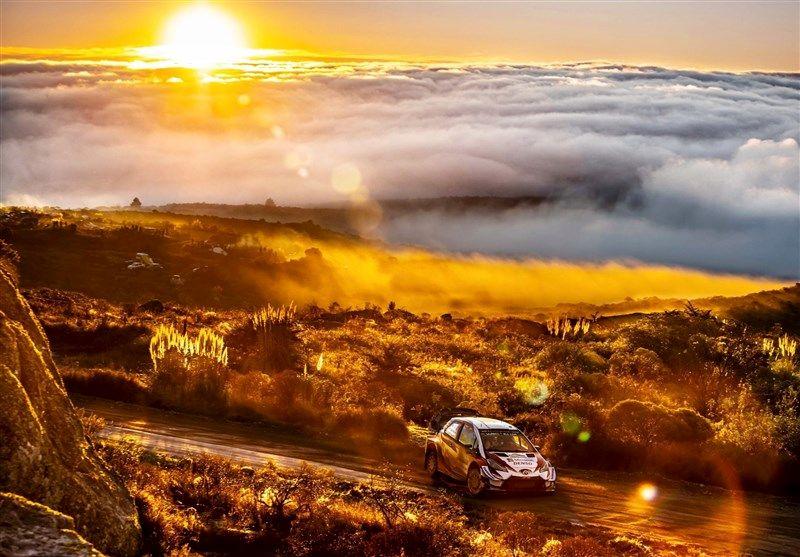 تصاویر برتر مسابقات رالی قهرمانی جهان