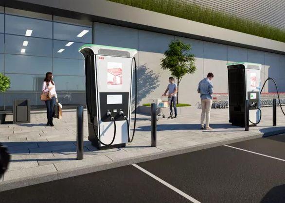 ترا 360 سبک جدید شارژ خودروهای برقی