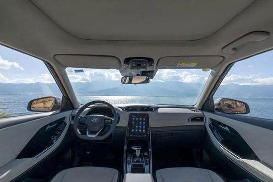 رونمایی از هیوندای ix ۲۵ مدل ۲۰۲۰