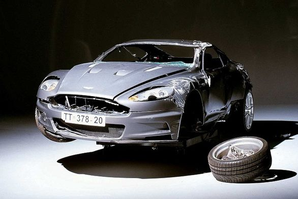 پشت پرده تصادف خودروها در فیلم های سینمایی