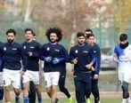 اعتراض شدید بازیکنان استقلال: مگر اسیر گرفتهاید؟