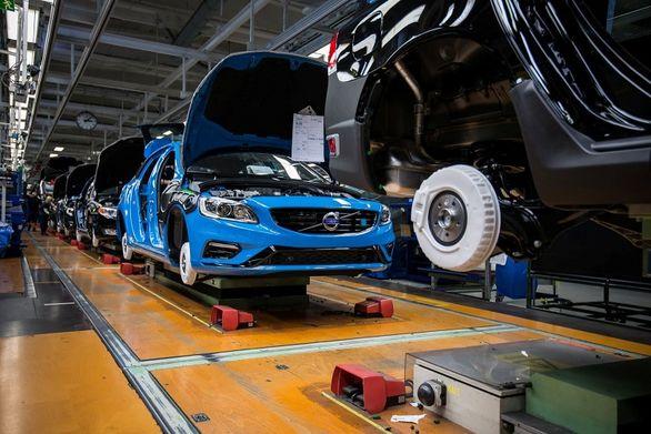 استفاده از فولاد بدون کربن در زنجیره تولید خودروهای ولوو