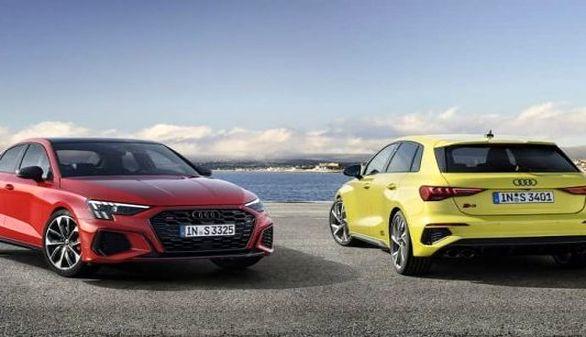 دو مدل جدید از آئودی S3 رونمایی شد