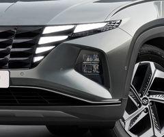 اولین عکس های رسمی خودرو هیوندای توسان 2021 را ببینید