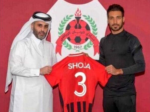 بازتاب انتقال «صخره پرسپولیس» به لیگ قطر