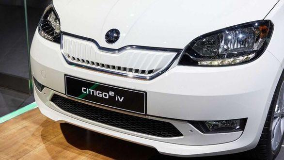 اولین خودروی برقی اشکودا در راه است