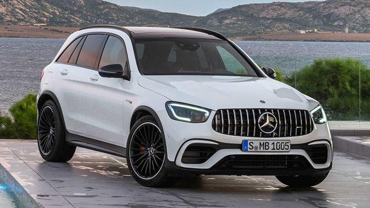 Mercedes-Benz GLC / مرسدس بنز