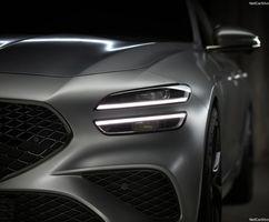 خودرو جنسیس G70 شوتینگ بریک مدل 2022 را ببینید