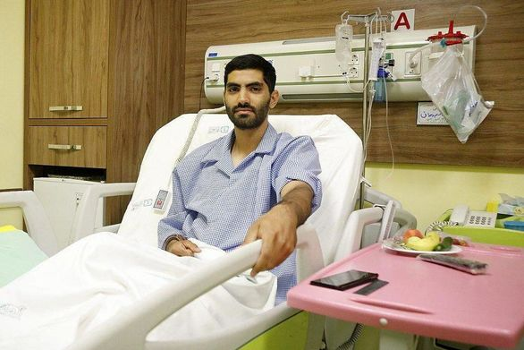 استفاده از اندام یک متوفی در پای محمد انصاری