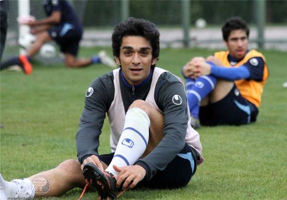 پیغام پدرانه اسکوچیچ برای بازیکن کرونایی فوتبال ایران (عکس)