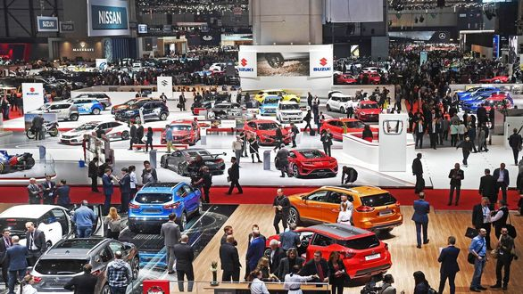 انتقال نمایشگاه خودرو ژنو به قطر؟