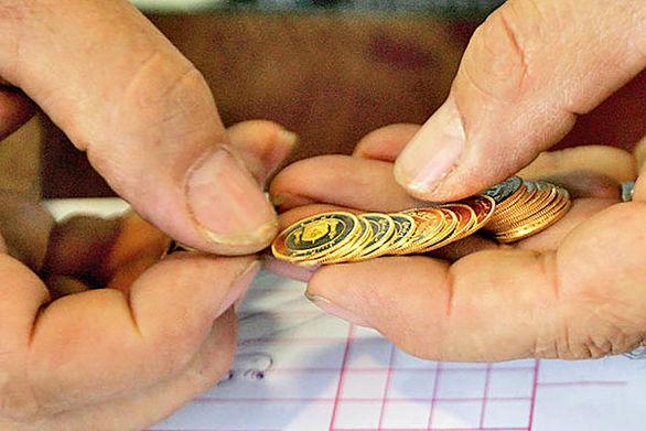 قیمت سکه ریخت