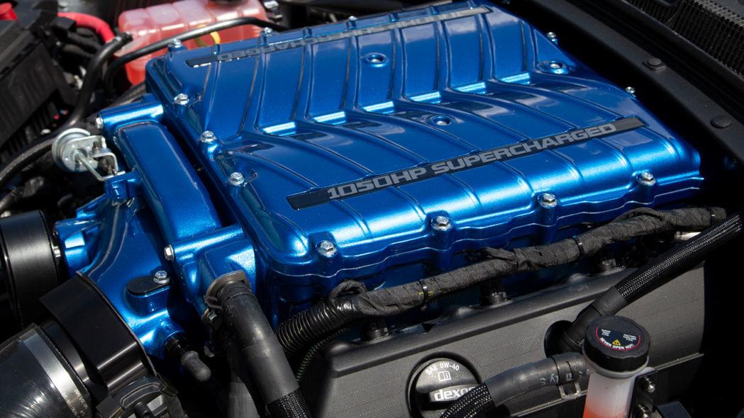 در سال ۲۰۲۱ تعداد محدودی از خودروی Yenko/SC Camaro تولید می شود
