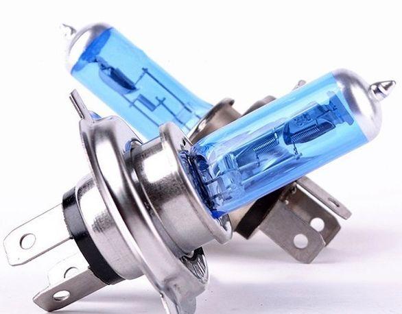 لامپ خودرو h4 ایگل یخی