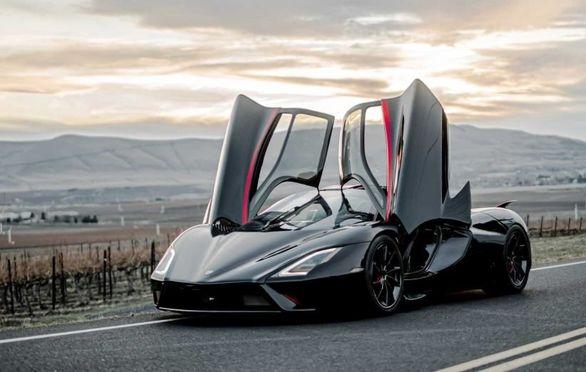 سریع ترین خودروهای حال حاضر دنیا