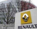 کاهش شدید درآمد رنو به علت توقف فروش به ایران