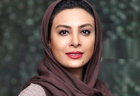 عکس   این خانم بازیگر هم از ایران مهاجرت کرد