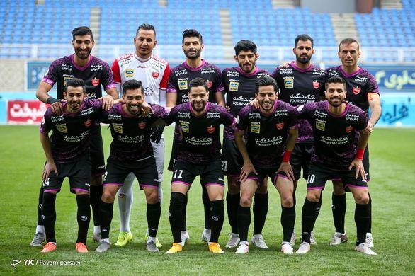 ترکیب احتمالی پرسپولیس در بازی امروز برابر الوحده امارات