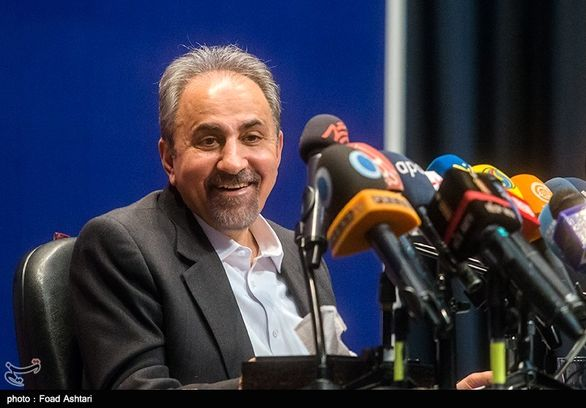 عکسی که شهردار قبلی تهران از همسر جدیدش منتشر کرد + عکس