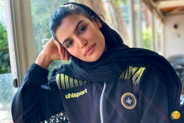 واکنش راضیه جانباز به جدایی خود از باشگاه سپاهان به دلیل ابراز علاقه به پرسپولیس