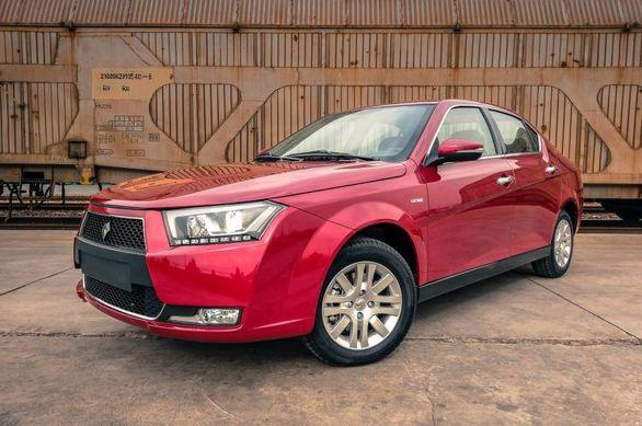 قیمت کارخانه محصولات ایران خودرو در مرداد 1400