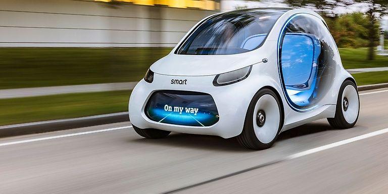 مرسدس بنز آینده شرکت Smart را تضمین کرد