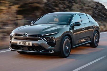 سیتروئن C5X 2021 به عنوان خودرویی لوکس معرفی شد
