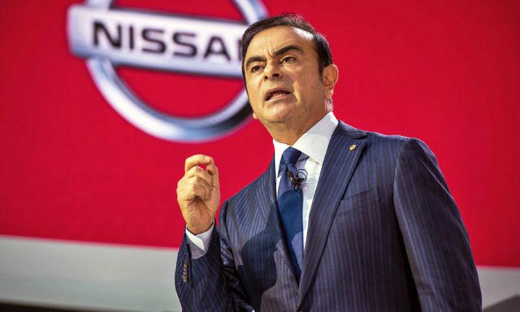 کارلوس گوسن / Carlos Ghosn