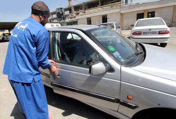 3 خودرو مورد علاقه سارقان خودرو در ایران