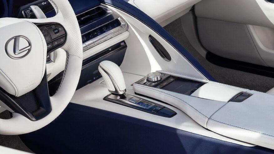 لکسوس LC500 کانورتیبل مدل ۲۰۲۱ وارد بازار می شود