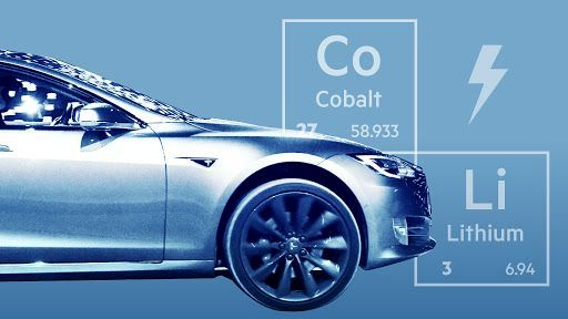 افزایش مصرف کبالت به دلیل توسعه خودروهای برقی