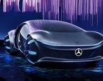 مرسدس بنز Vision AVTR /  نسل آینده خودروهای هوشمند
