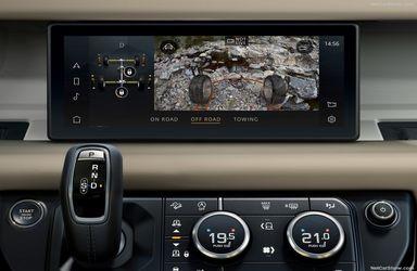 لندروور دیفندر 110 مدل 2020