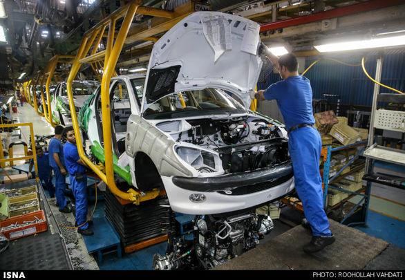 پیشنهاد قطعه سازان برای رونق تولید خودرو