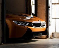 جدیدترین مدل خودرو ب ام و i8 روباز را ببینید