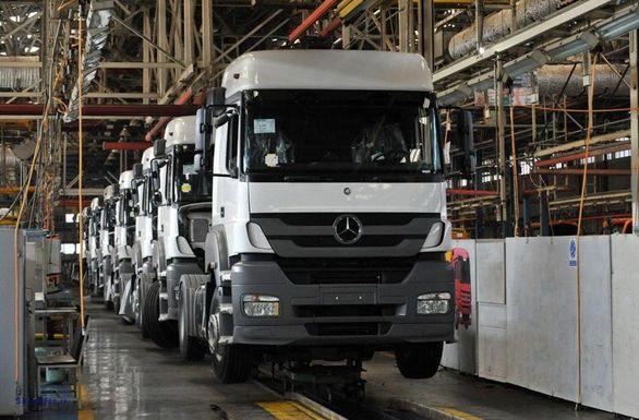 وضعیت کیفی کامیون های تولید داخل چگونه است؟