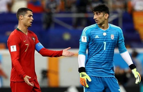 افشاگری بیرانوند در مورد خودش از شب قبل از بازی با پرتغال