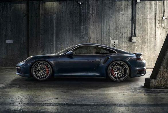 پورشه 911 توربو مدل 2021 رونمایی شد