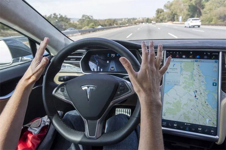 autonomous car safety / ایمنی خودرو خودران Tesla