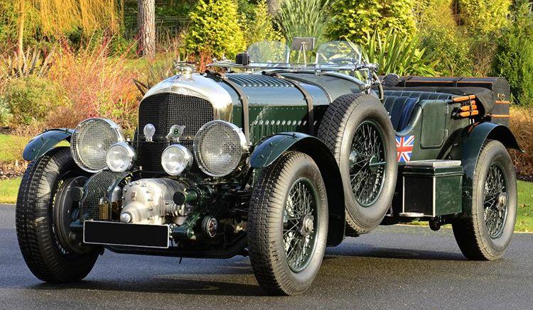 Bentley 6 0.5 Litre