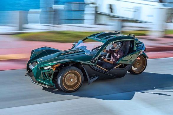 اسپرت ترین سه چرخه دنیا