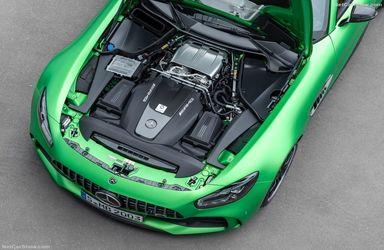 مرسدس بنز AMG GT R مدل 2020
