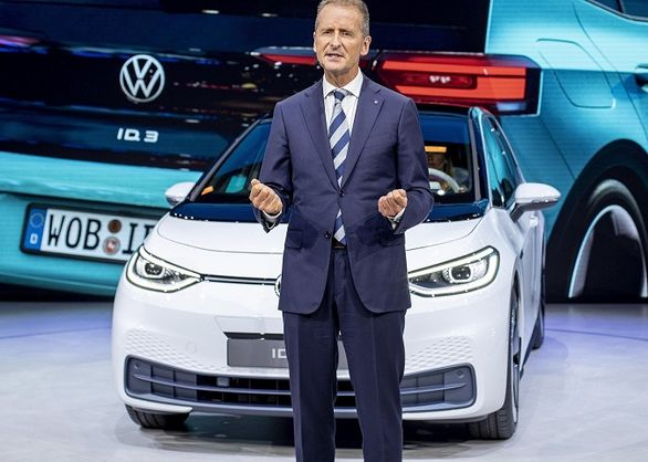 نظر مدیرعامل فولکس واگن درباره خودروهای خودران