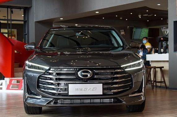 فیس لیفت جدید خودروی لوکس GAC چین