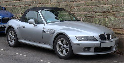 زد3 رودستر مدل 2001