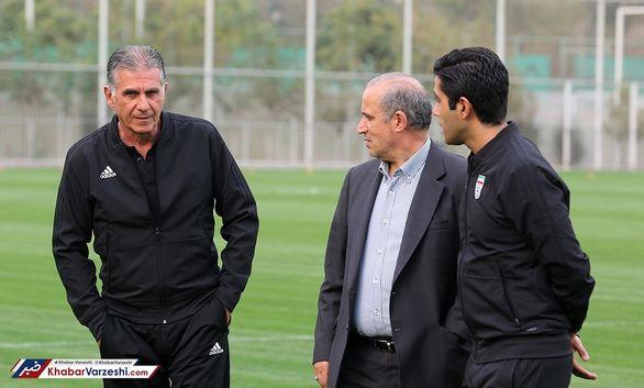 راز شکایت کارلوس کی روش از فدراسیون فوتبال ایران