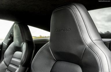 پورشه 911 توربو مدل 2021