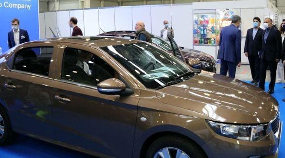 حضور ایران در نمایشگاه خودرو اینتراتو مسکو