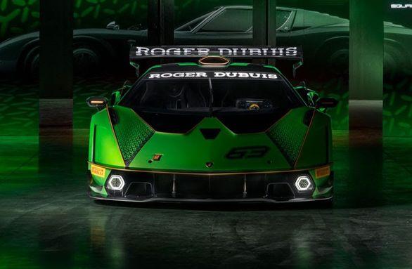 اسنزا SCV12 | قوی ترین خودروی تاریخ لامبورگینی
