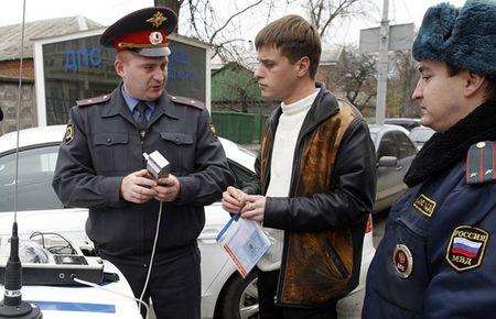 فناوری تشخیص مصرف الکل در خودروهای بازار روسیه